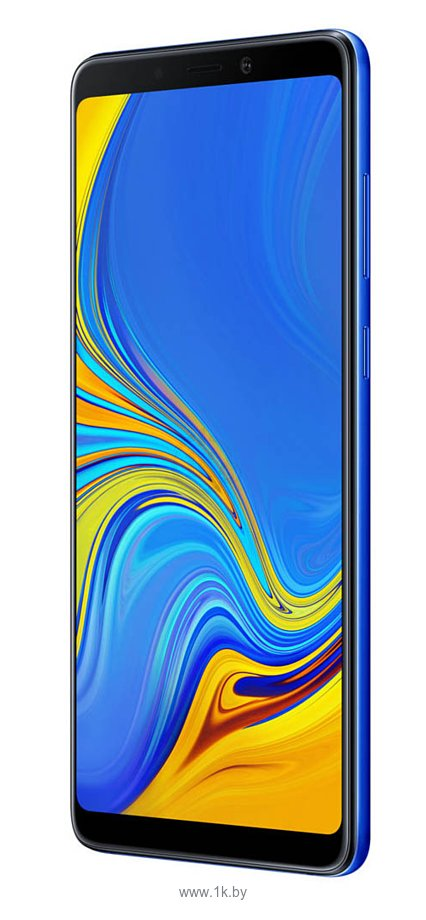 Фотографии Samsung Galaxy A9 (2018)