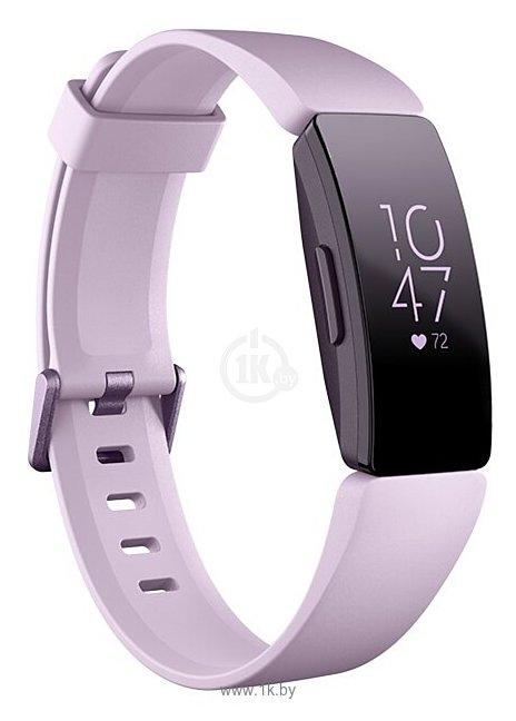 Фотографии Fitbit Inspire HR