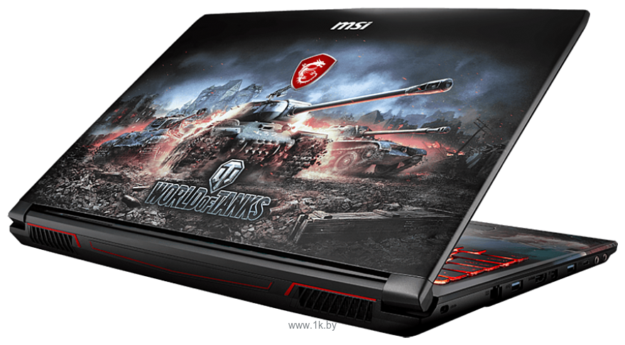 Фотографии MSI GP62 8RD-052XRU World of Tanks Edition