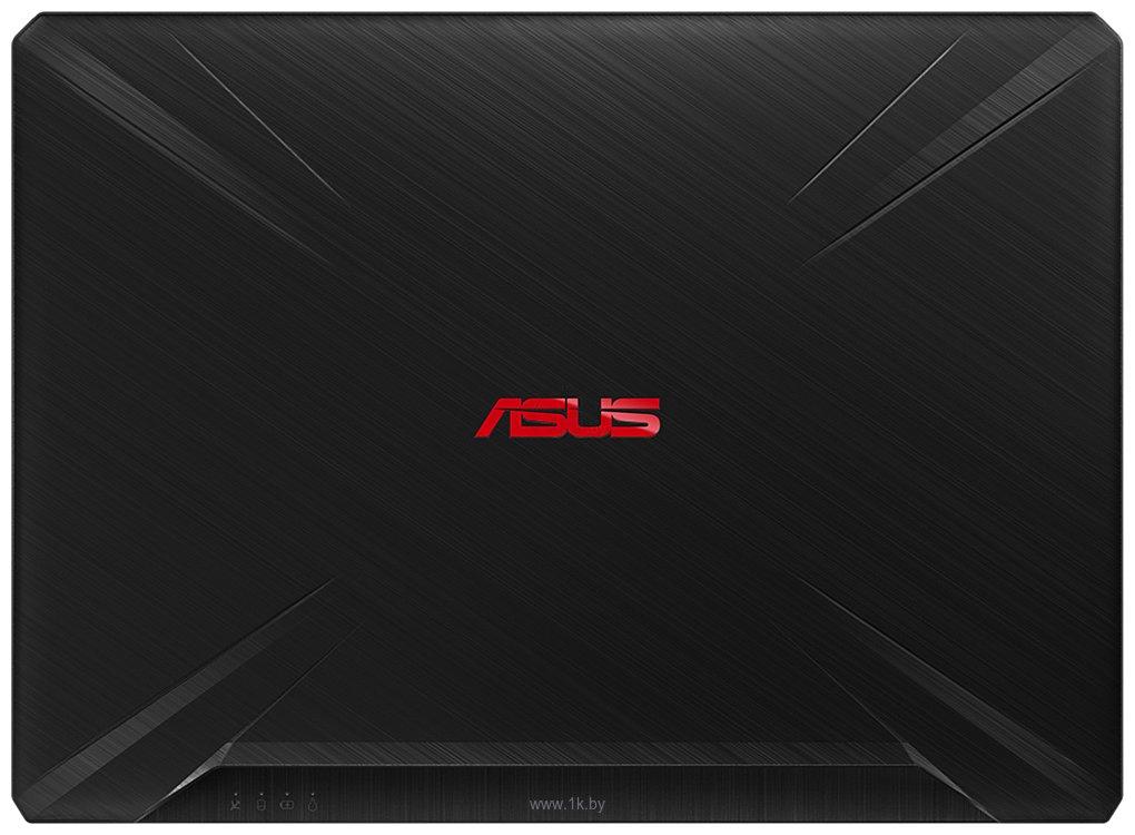 Фотографии ASUS TUF Gaming FX505DY-BQ024T