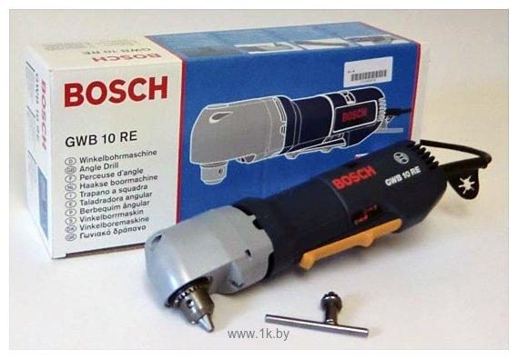 Фотографии Bosch GWB 10 RE (0601132708)
