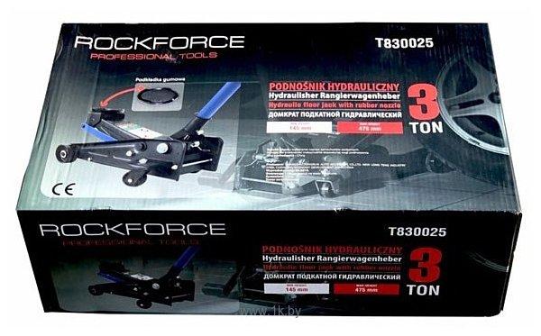 Фотографии RockForce RF-T830025 NEW 3т
