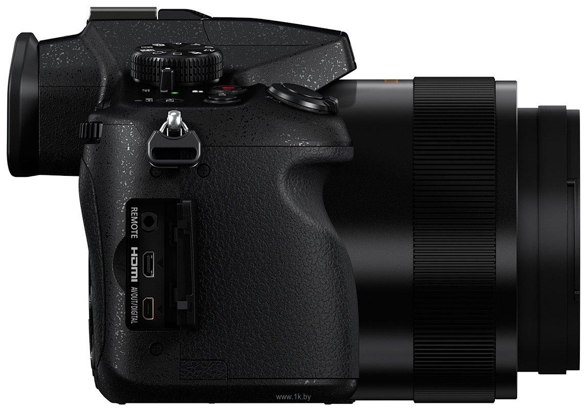 Фотографии Panasonic Lumix DMC-FZ1000