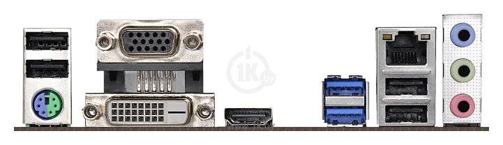 Фотографии ASRock H310M-HDV