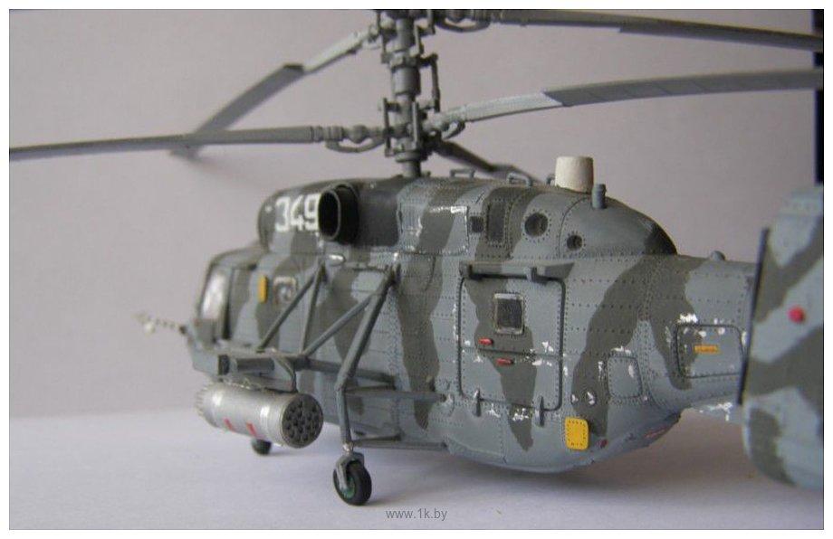 Фотографии Звезда Российский вертолет огневой поддержки морской пехоты Ка-29