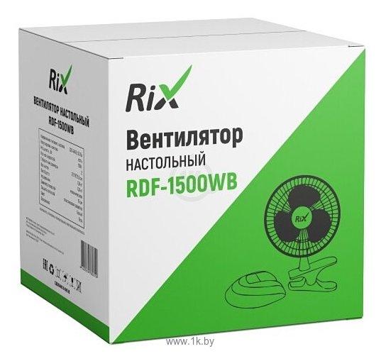 Фотографии Rix RDF-1500WB
