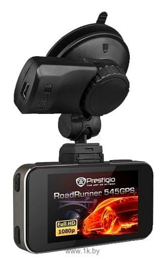 Фотографии Prestigio RoadRunner 545GPS