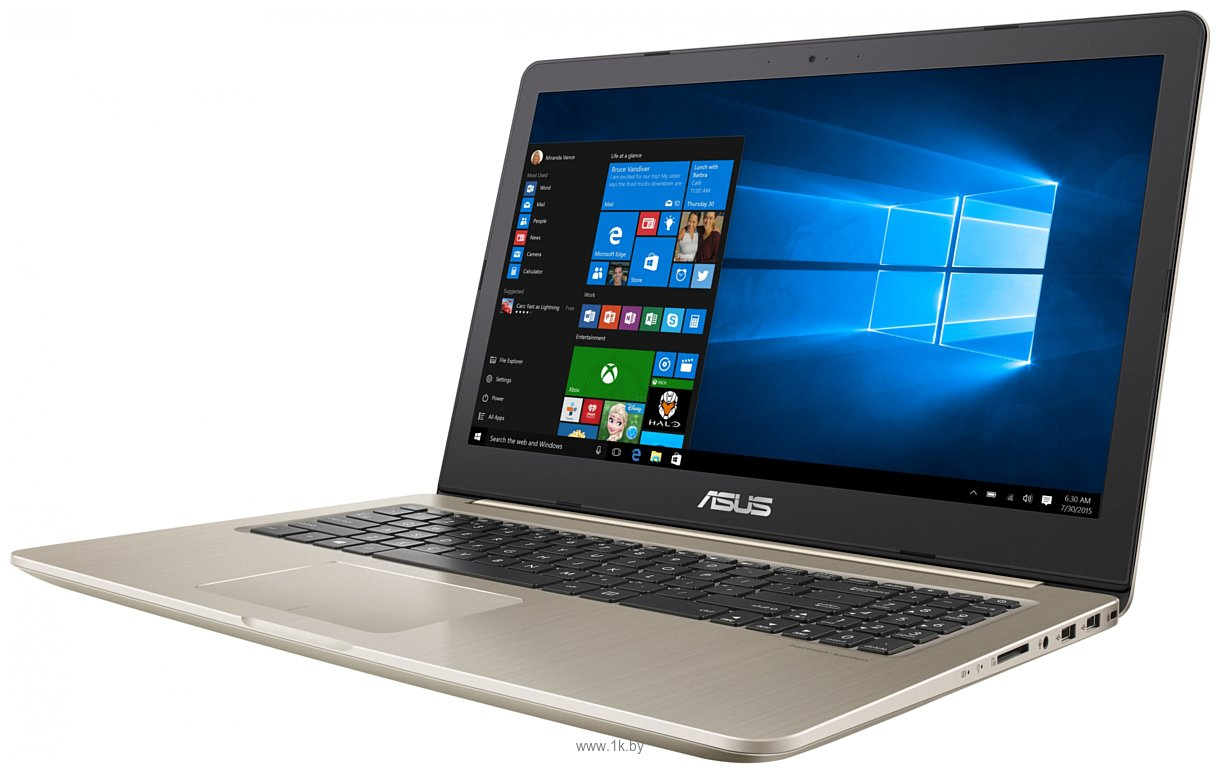 Фотографии ASUS VivoBook Pro 15 N580VD-DM347