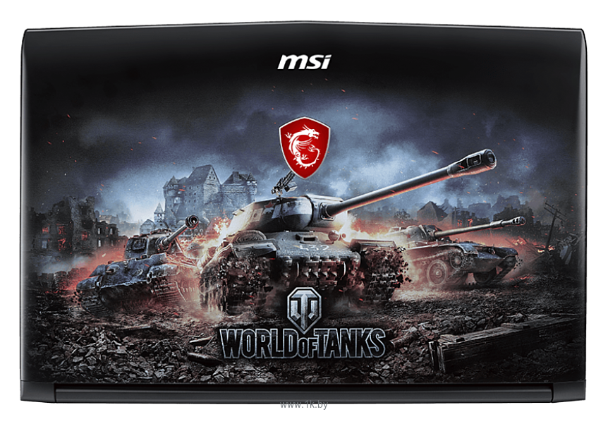 Фотографии MSI GP62 8RD-050RU World of Tanks Edition