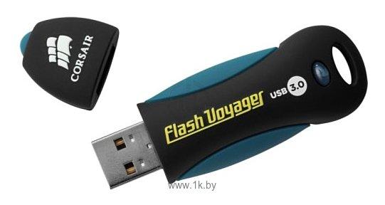 Фотографии Corsair Flash Voyager USB 3.0 128Gb (CMFVY3A)