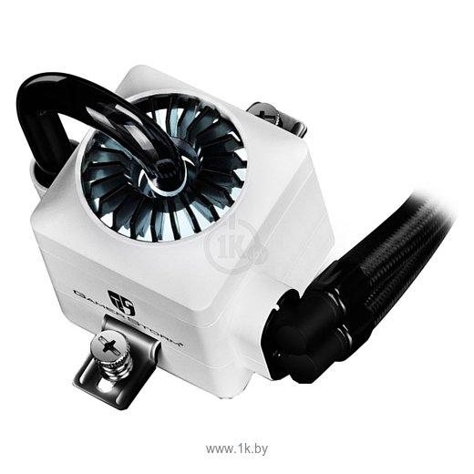 Фотографии Deepcool Captain 240 EX WHITE RGB