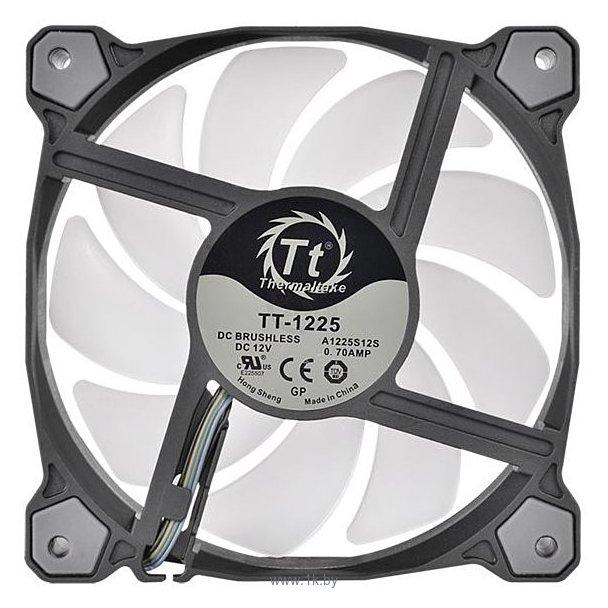 Фотографии Thermaltake Pure Plus 12 RGB Radiator Fan TT Premium Edition (3-Fan Pack)