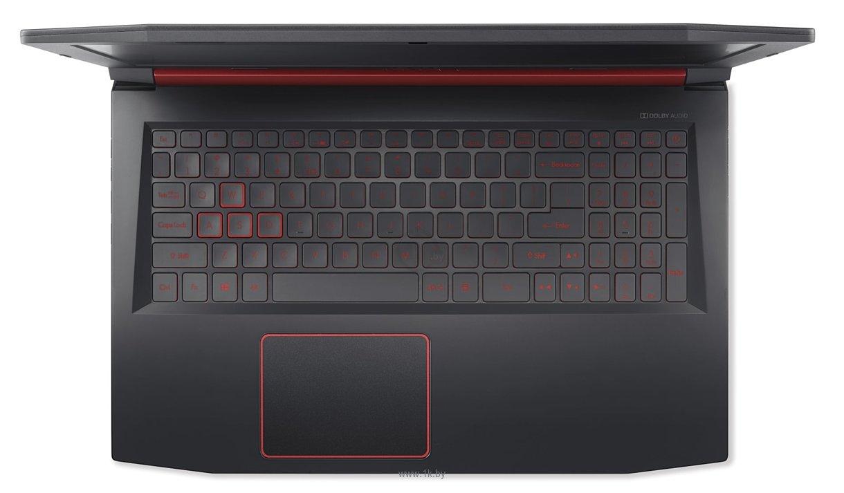 Фотографии Acer Nitro 5 AN515-52-50NB (NH.Q3MEU.003)