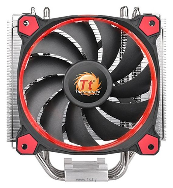 Фотографии Thermaltake Riing Silent 12 Red