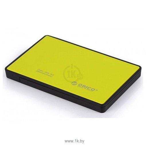 Фотографии Orico 2588US3-OR (желтый)