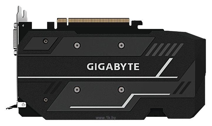 Фотографии GIGABYTE GeForce GTX 1650 SUPER WINDFORCE OC (GDDR6 GV-N165SWF2OC-4GD)