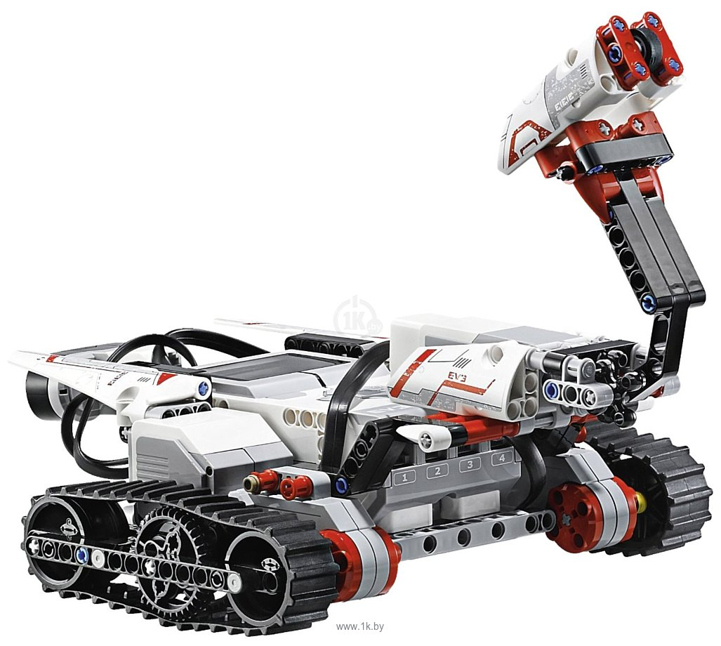Фотографии LEGO Mindstorms 31313 EV3