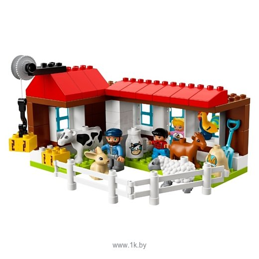 Фотографии LEGO Duplo 10869 День на ферме