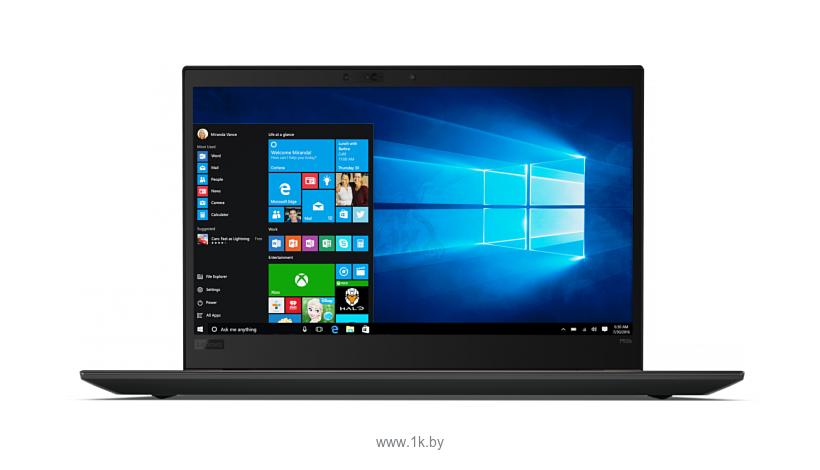 Фотографии Lenovo ThinkPad P52s (20LB000JRT)