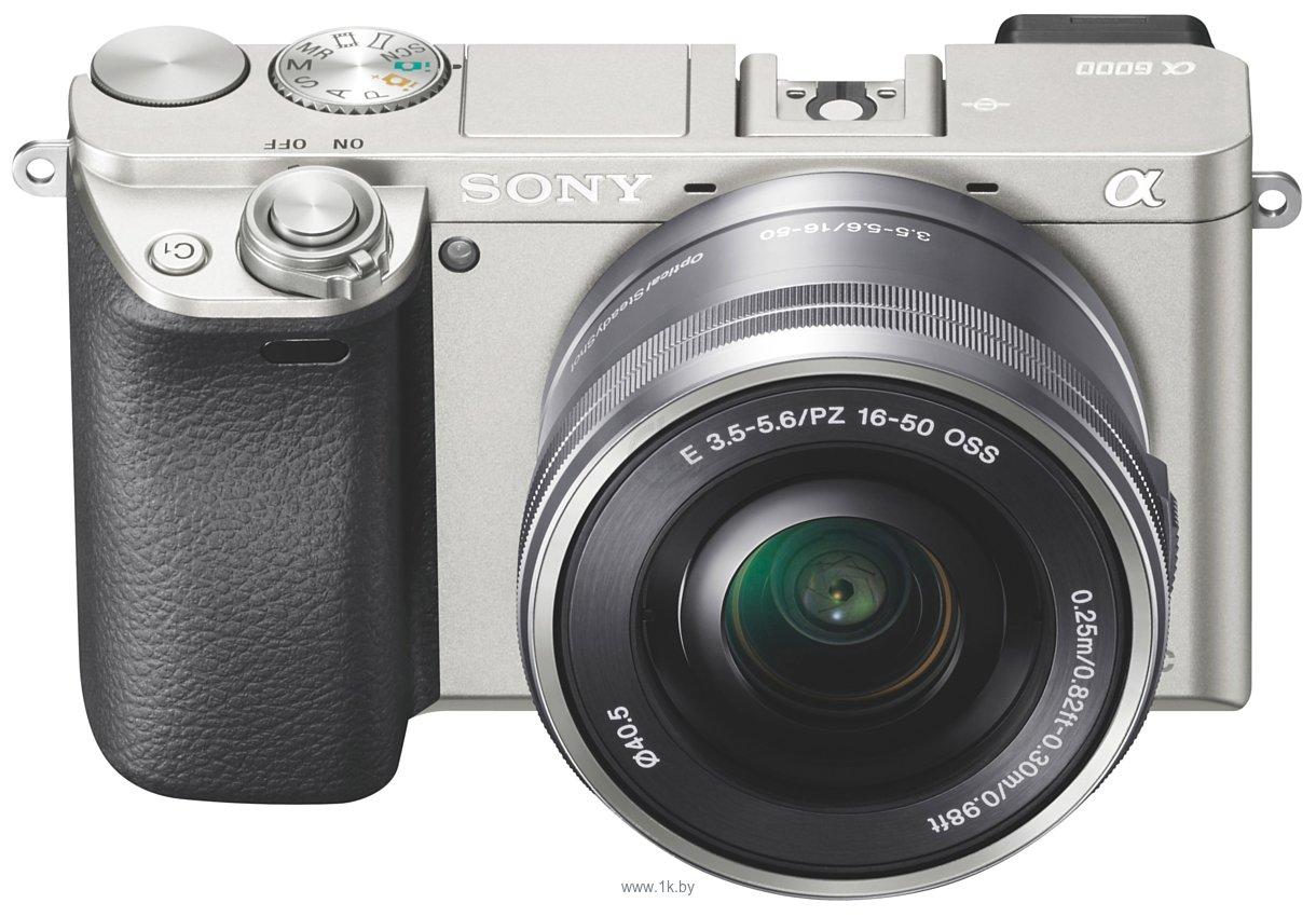 Фотографии Sony Alpha A6000 Kit