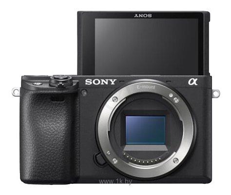 Фотографии Sony Alpha ILCE-6400 Kit