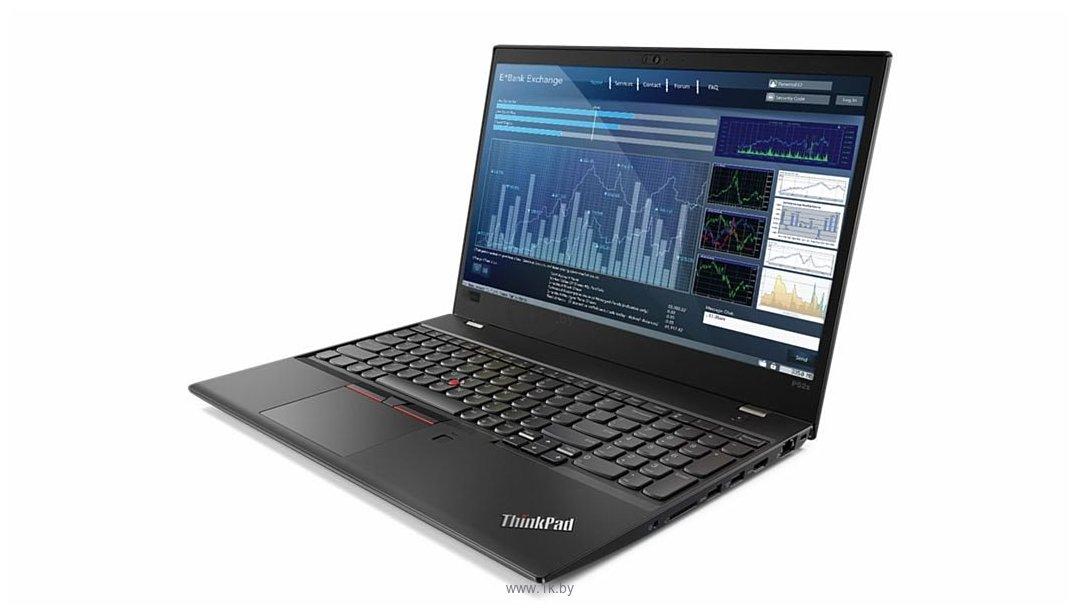 Фотографии Lenovo ThinkPad P52s (20LB0008RT)