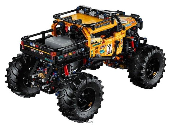 Фотографии LEGO Technic 42099 Экстремальный внедорожник