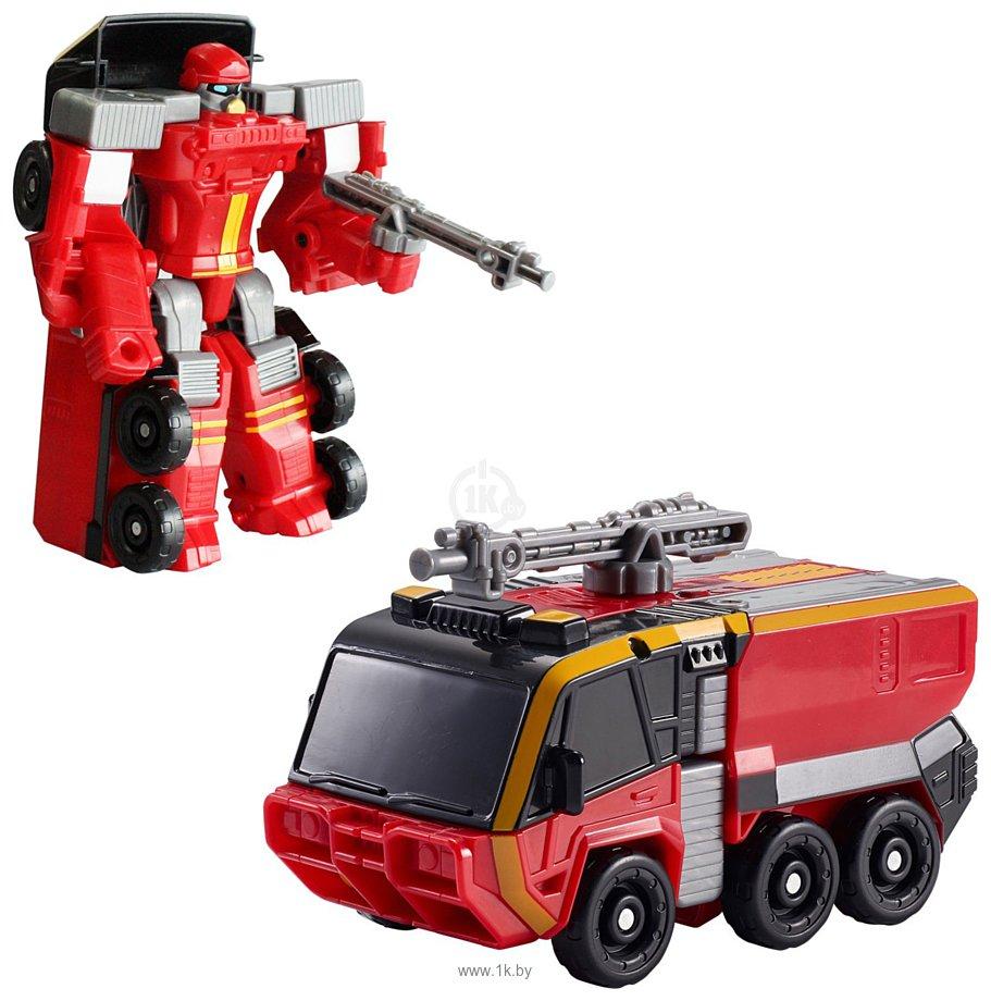 Фотографии Young Toys Tobot Athlon Mini Valkan 301070