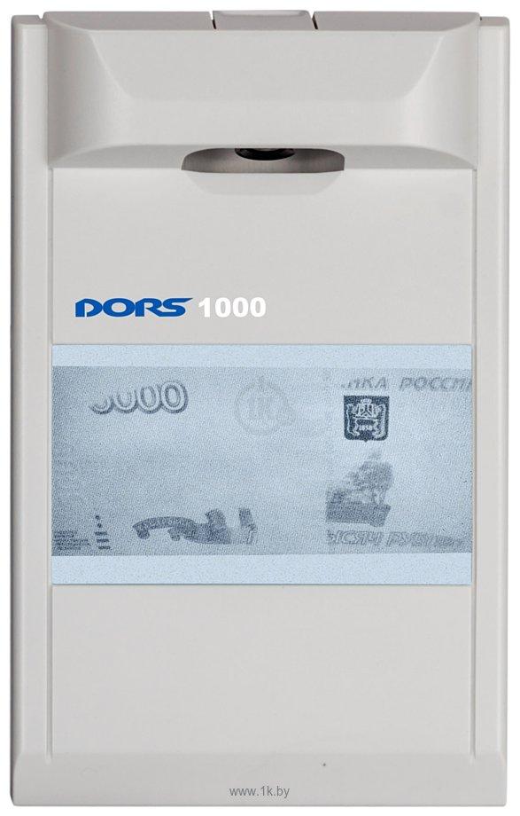Фотографии DORS 1000 M3 серый