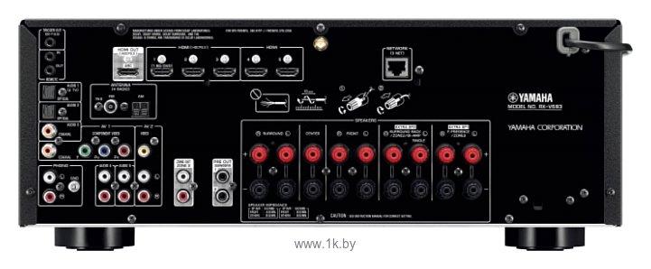 Фотографии Yamaha RX-V683