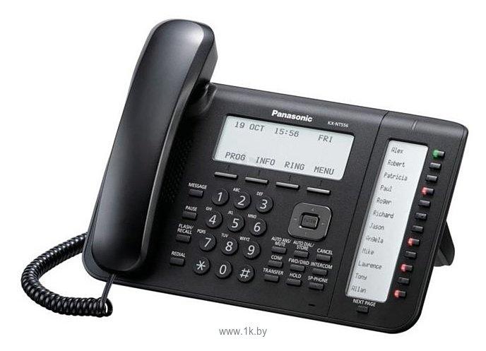 Фотографии Panasonic KX-NT556