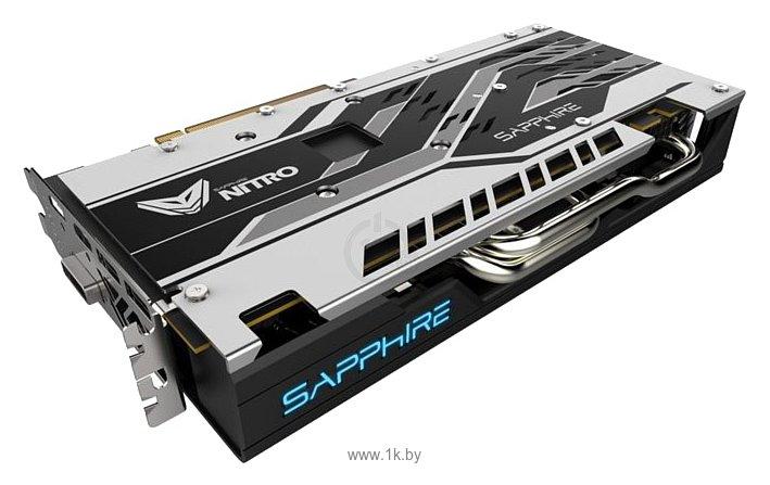 Фотографии Sapphire Nitro+ Radeon RX 570 1340Mhz PCI-E 3.0 8192Mb 7000Mhz 256 bit DVI 2xHDMI HDCP