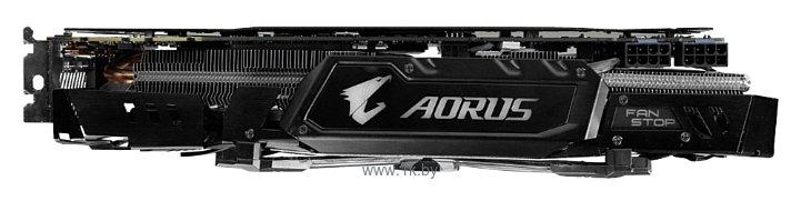 Фотографии GIGABYTE GeForce GTX 1080 1733Mhz PCI-E 3.0 8192Mb 11010Mhz 256 bit DVI 3xHDMI HDCP AORUS