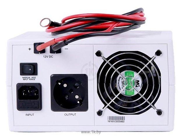 Фотографии CyberPower SMP 750 EI