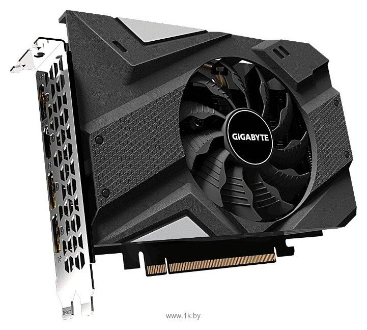 Фотографии GIGABYTE GeForce GTX 1660 MINI ITX OC (GV-N1660IXOC-6GD)