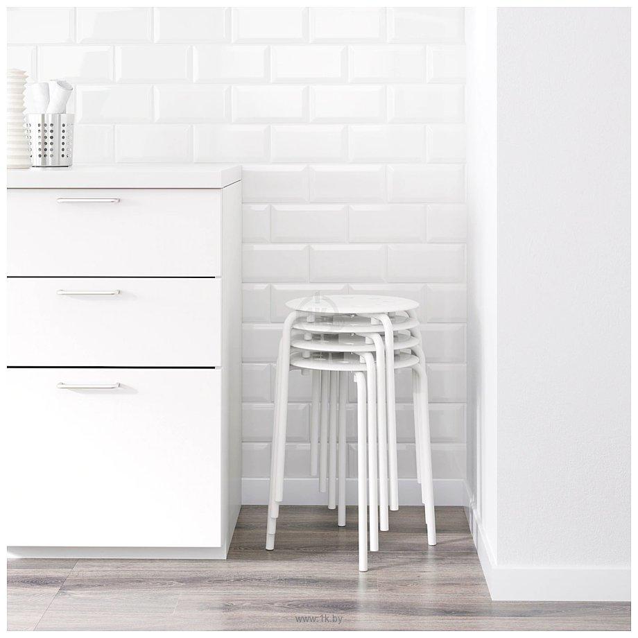 Фотографии Ikea Мариус (белый)