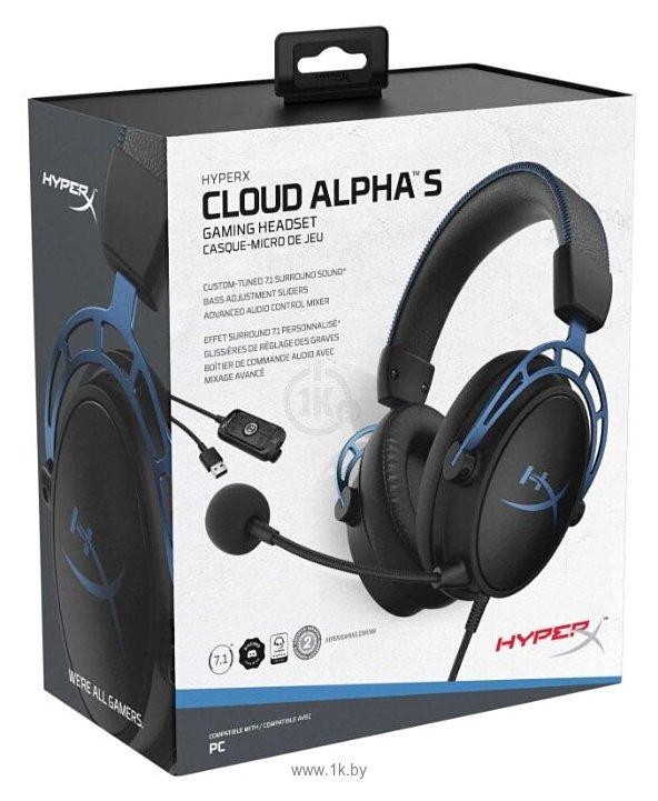 Фотографии HyperX Cloud Alpha S