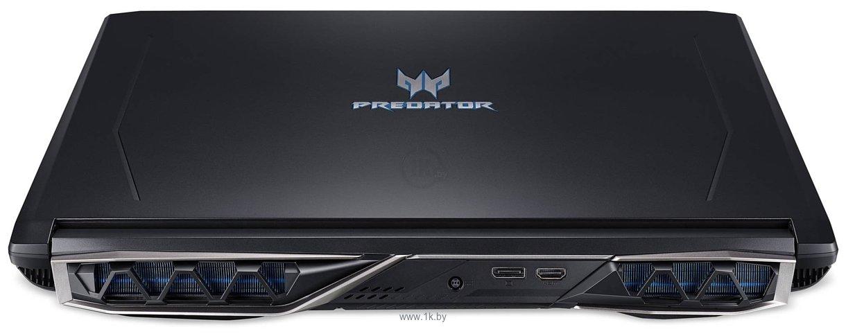 Фотографии Acer Predator Helios 500 PH517-51-93T1 (NH.Q3NER.012)