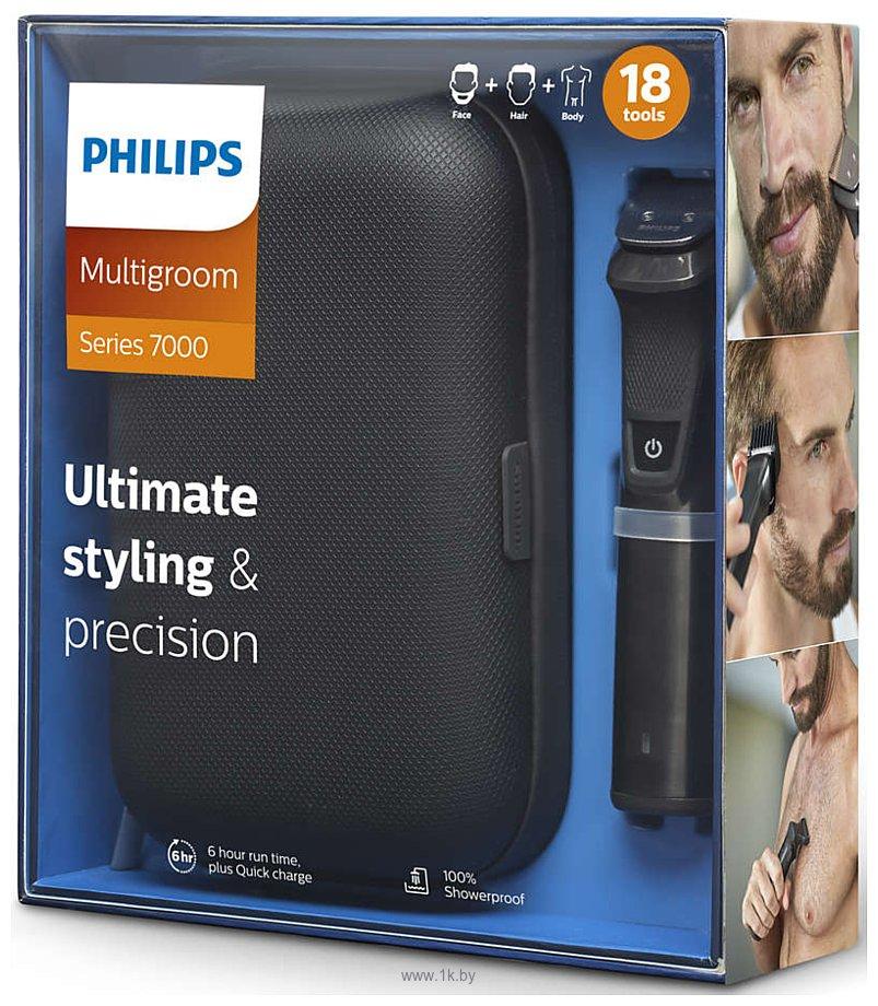 Фотографии Philips MG7785 Series 7000