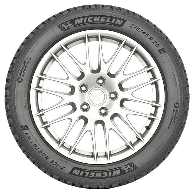 Фотографии Michelin X-Ice North 4 SUV 285/45 R20 112T