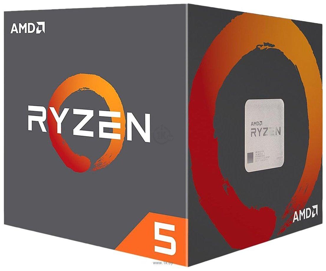 Фотографии AMD Ryzen 5 2600 Pinnacle Ridge (AM4, L3 16384Kb)
