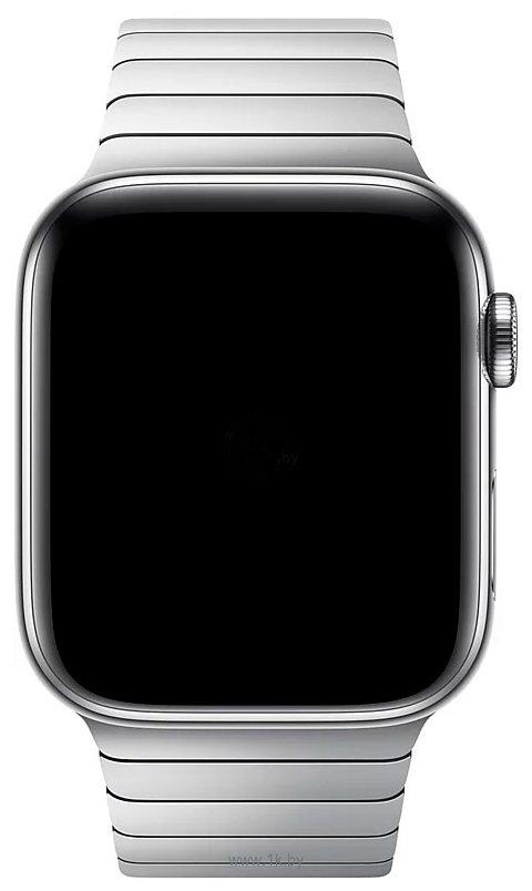 Фотографии Apple блочный 38 мм (серебристый) MUHJ2