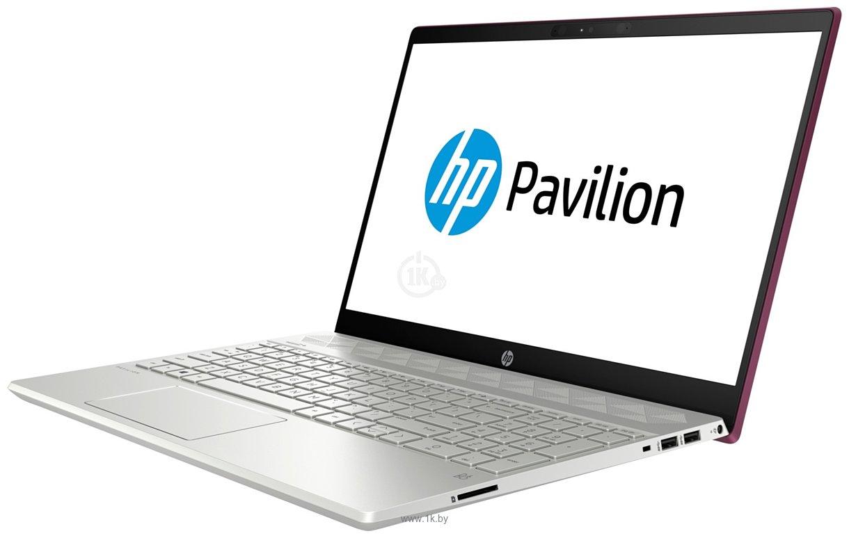 Фотографии HP Pavilion 15-cs0005ur (4GP04EA)