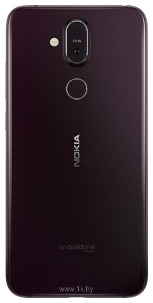 Фотографии Nokia 8.1 4/64Gb