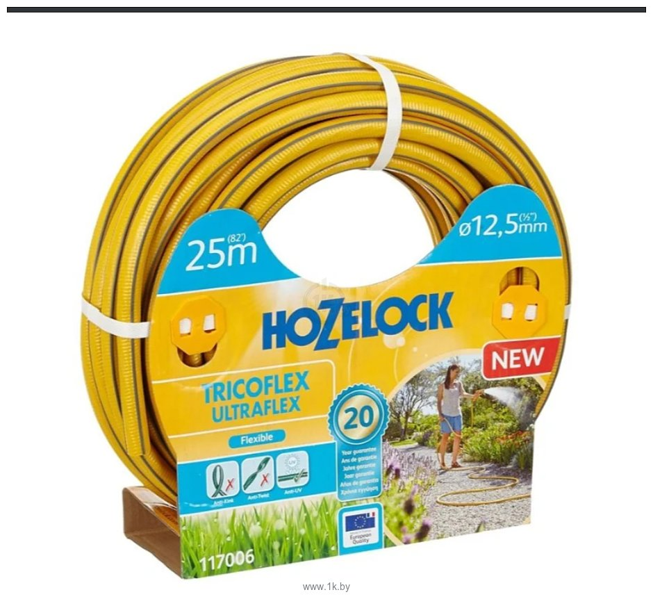 "Фотографии Hozelock Tricoflex Ultraflex 117006 (1/2"", 25 м)"