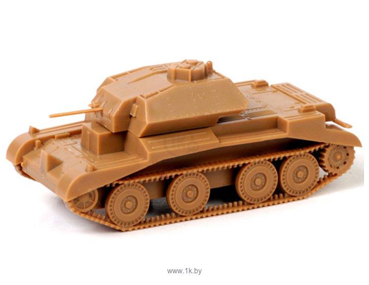 "Фотографии Звезда Британский крейсерский танк ""А13 Mk.II Cruser Mk.IV"""