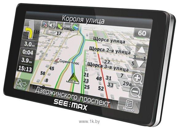 Фотографии SeeMax navi E510 Lite