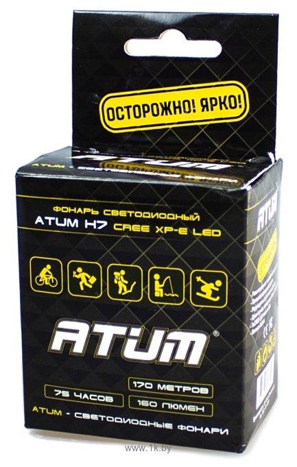 Фотографии Atum H7 Cree XP-E