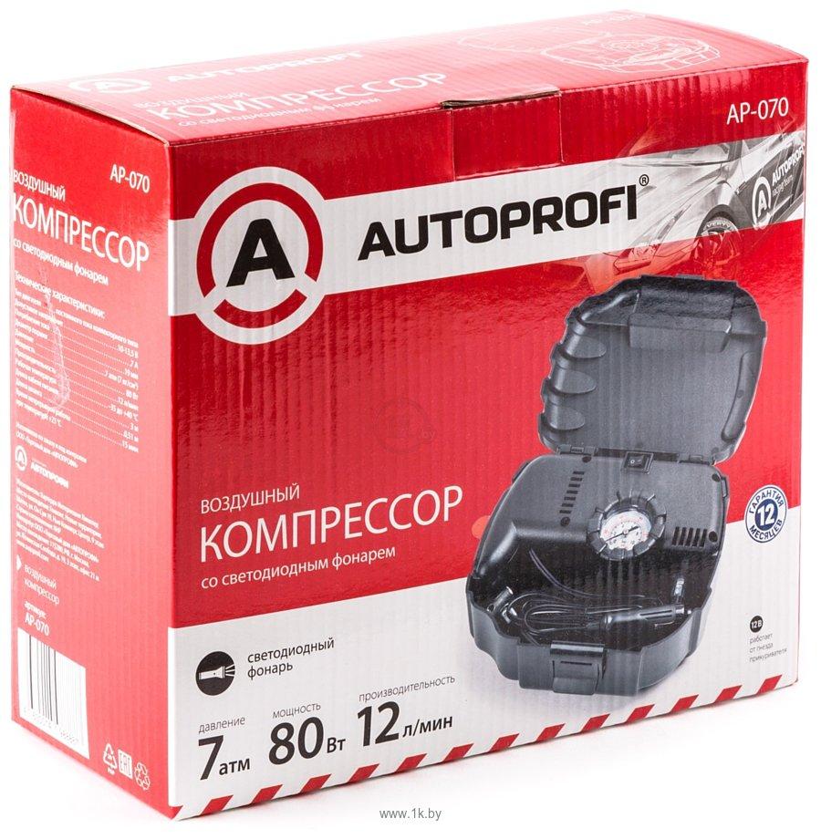 Фотографии Autoprofi AP-070