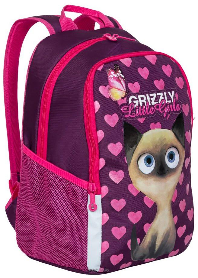 Фотографии Grizzly RG-969-1 13.5 фиолетовый